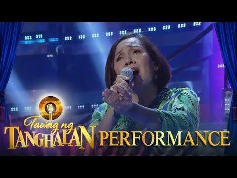 Tawag ng Tanghalan: Girlie Las Piñas | Matud Nila