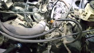 Why my spark plug blew out of my Ford Triton engine