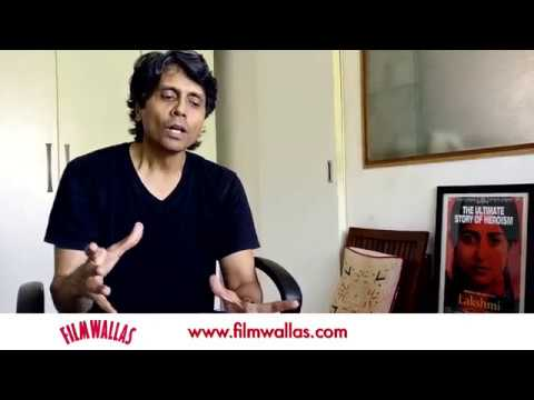 Nagesh Kukunoor on Filmwallas.com, the world's first AI-led collaborative filmmaking platform