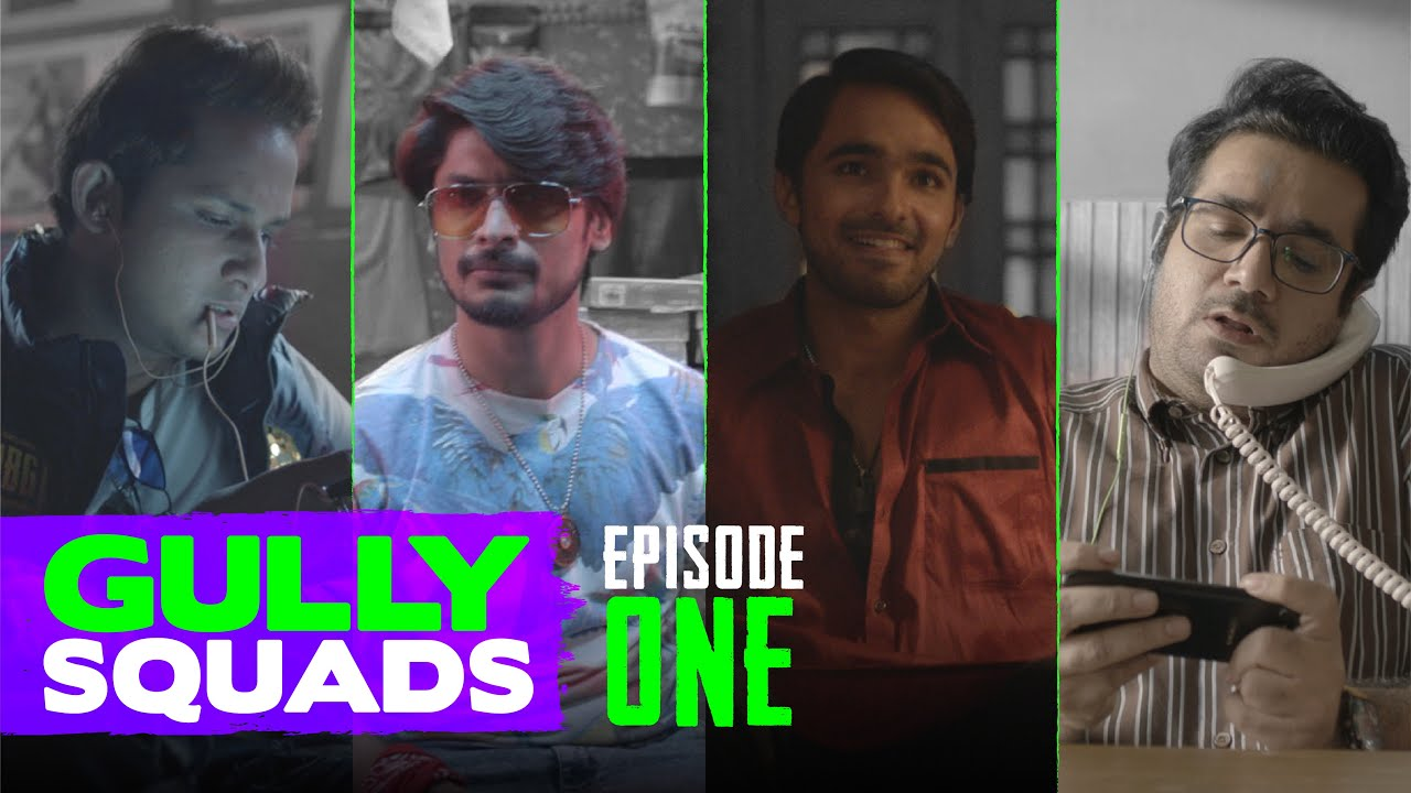 PUBG MOBILE Pakistan Web Series | Gully Squads EPISODE-1 | TPP KA KHEL