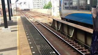 南海新今宮駅