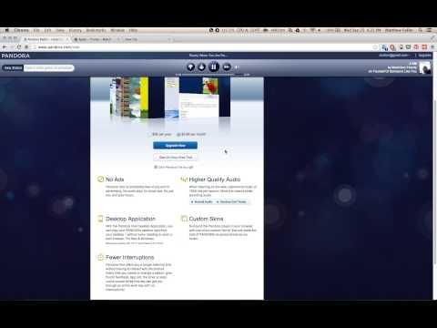 iTunes Radio vs Pandora