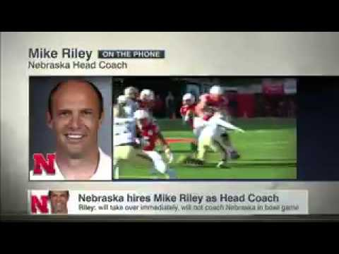 Why Mike Riley Took Nebraska Job