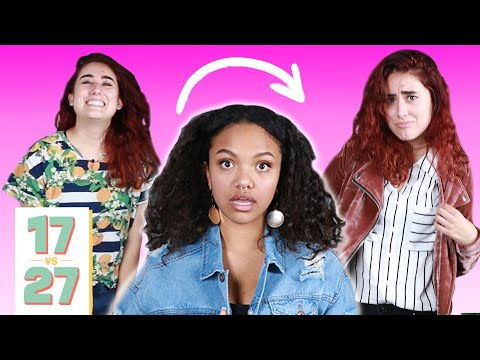 Teen Vs. Adult Date Night Outfit Challenge
