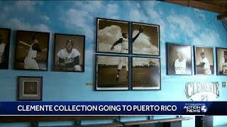 Roberto Clemente Museum collection going from Pittsburgh to Puerto Rico