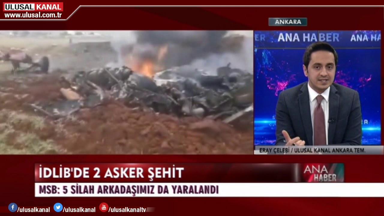 İdlib'de askerlerimize yapılan hava saldırısı ve 'Türkiye ABD'den Patriot istedi'