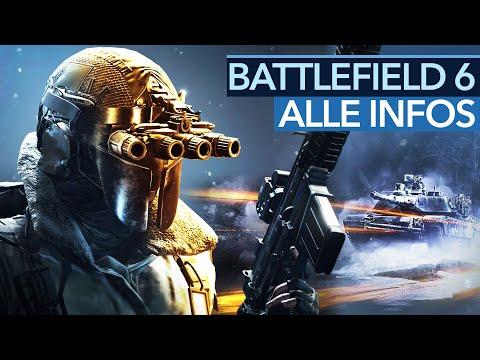 Battlefield 6 wird GROSS: Alles, was wir bisher wissen