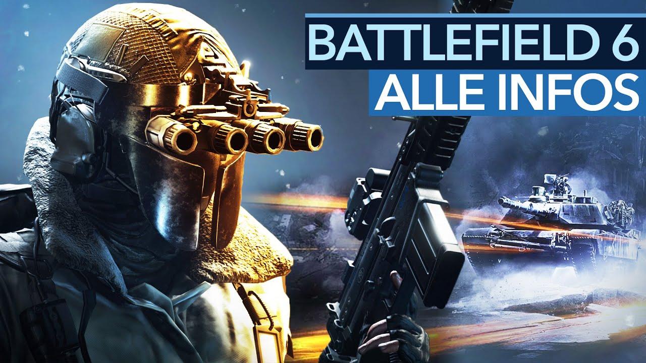 Battlefield 6 wird GROSS: Alles, was wir bisher wissen - YouTube