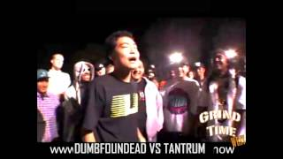 GTN Rap Battles- Dumbfoundead vs Tantrum (Full battle)