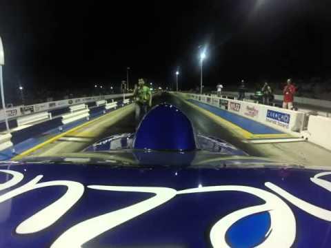 Angelo D elia Record de pista 7:18 Curacao 2015 Mejor pase