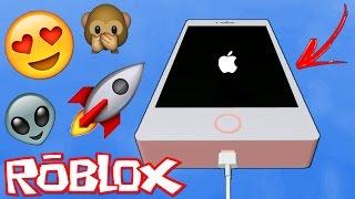 Roblox: ESCAPE DO IPHONE 7 !! - (Escape The iPhone)