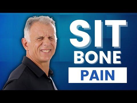 """Sits Bone"" Pain? Self-Treat Ischial Bursitis vs. High Hamstring Tendinopathy"