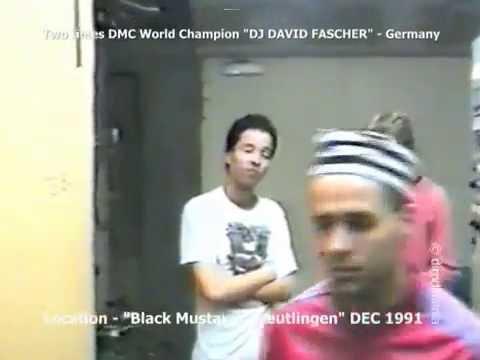 DJ David Fascher Urin & Magensaft 1991 Black Mustang - Reutlingen