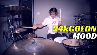 24kGoldn - Mood ft. iann dior | Matt McGuire Drum Cover