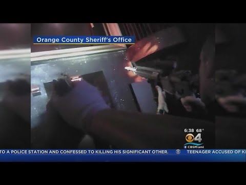 Body cam video of Pulse massacre released