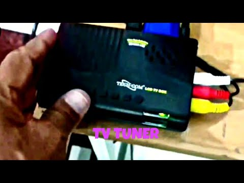 TV TUNER INSTALLATION FOR PC / UNBOXING AND INSTALLATION OF TV TUNER