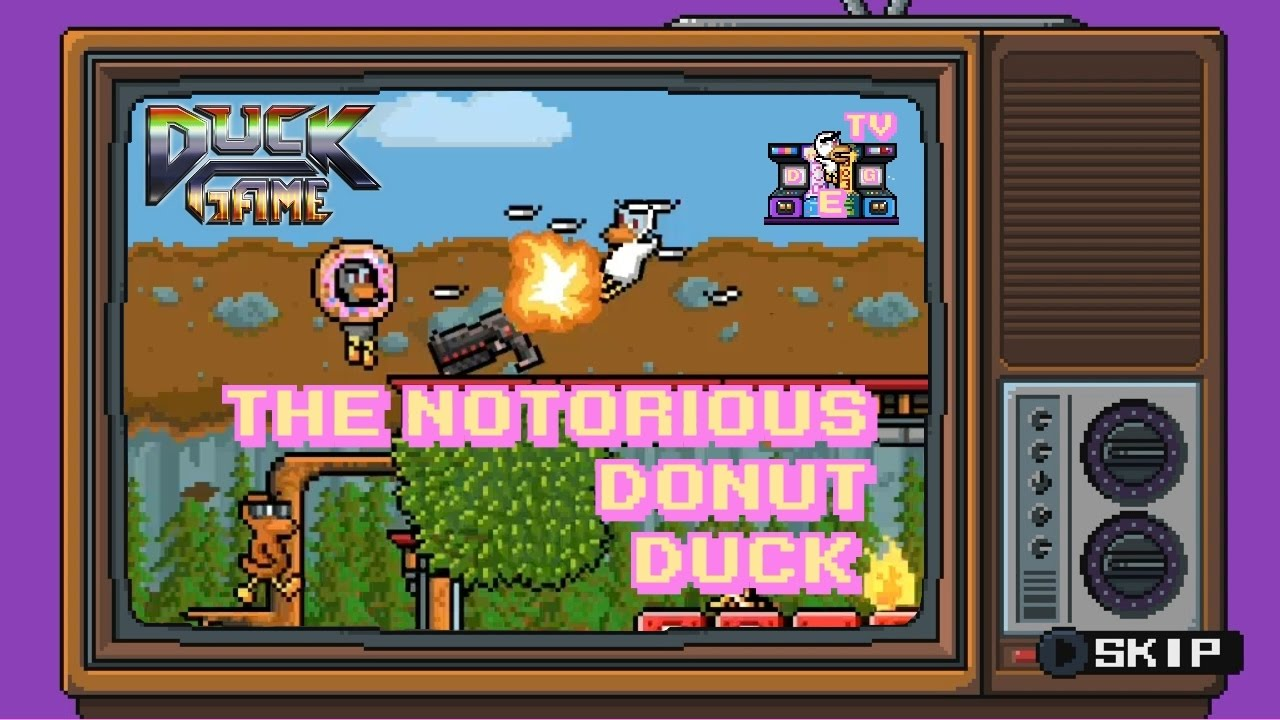 The Notorious Duck
