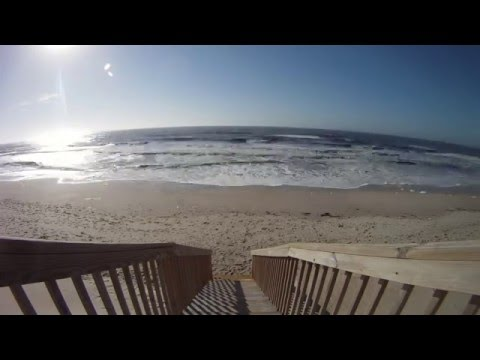 Ocean Tide Rising and Falling - GoPro - Time Lapse