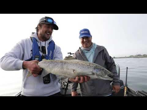 The Craziest Freshwater Fish - Atlantic Salmon
