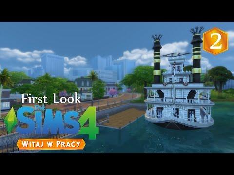 First Look: The Sims 4 Witaj W Pracy #2 - Wszystko Dla Domu I Promenada Magnolii