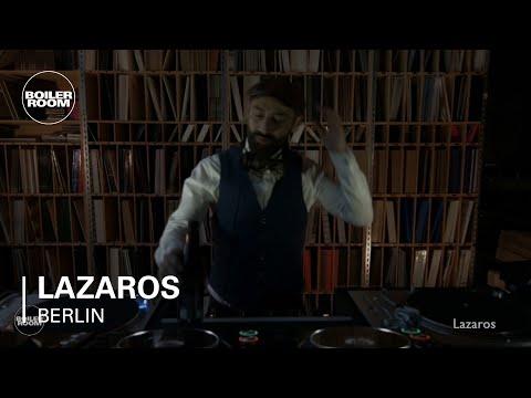 Electronic: Lazaros Boiler Room Berlin Muting the Noise DJ Set
