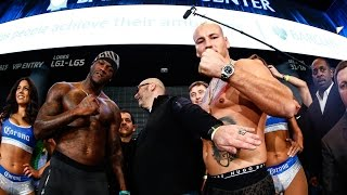 Deontay Wilder Vs. Artur Szpilka: Weigh-In Recap | January 16th On SHOWTIME