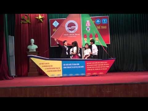 Đại học Sư phạm Hà Nội 2 - NVSP TOÀN QUỐC 2013 - Phần thi Chào hỏi!