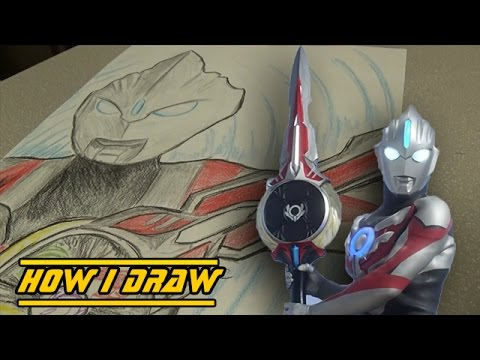 Ultraman 80 How I Draw By Hedgehogrider
