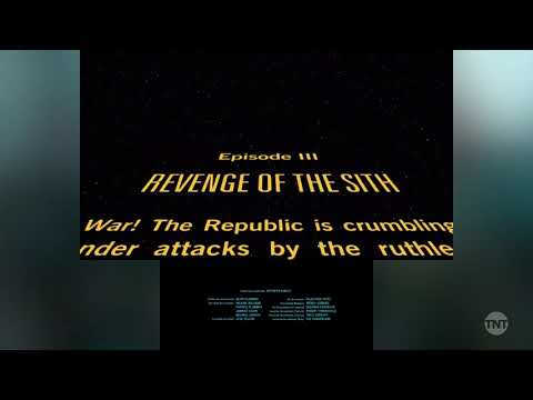 Star Wars Revenge Of The Sith Tnt Intro Youtube