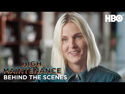 BTS: Rapid Fire  High Maintenance  HBO