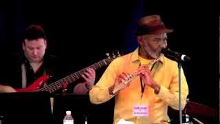 hubert laws excerpt 2 live at the 2012 litchfield jazz festival