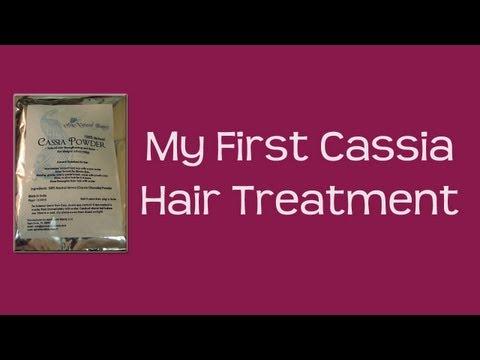 23 ★ My First Cassia Obovata Hair Treatment