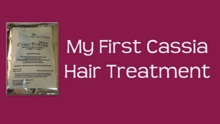 23 ★ My First Cassia Obovata Hair Treatment