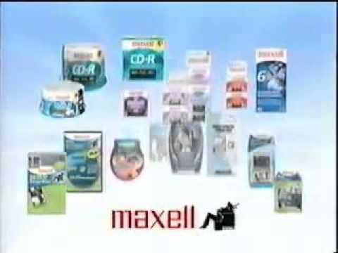 Excerpt from Maxell VCR Head Cleaner (Version #2)