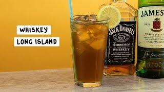 Whiskey Long Island
