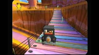 Wacky Races Sega Dreamcast HD