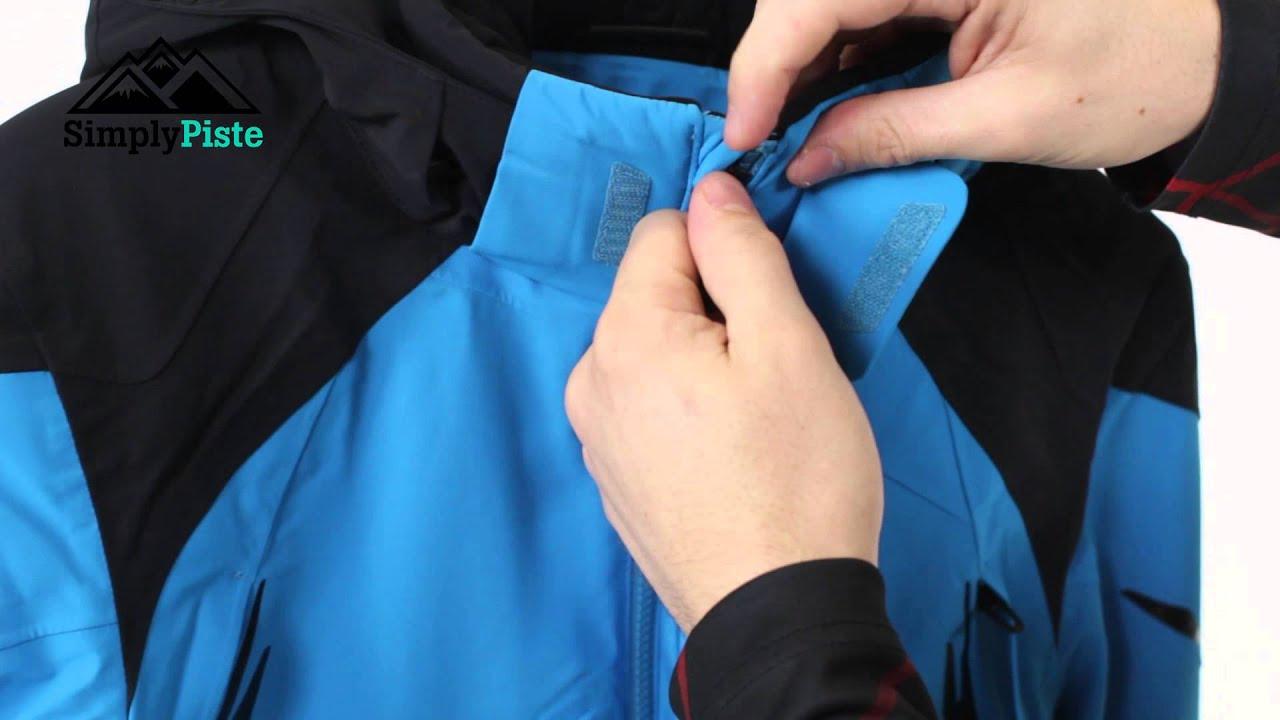 45a9865ecb8d Spyder Mens Garmisch Jacket Electric Blue - www.simplypiste.com ...
