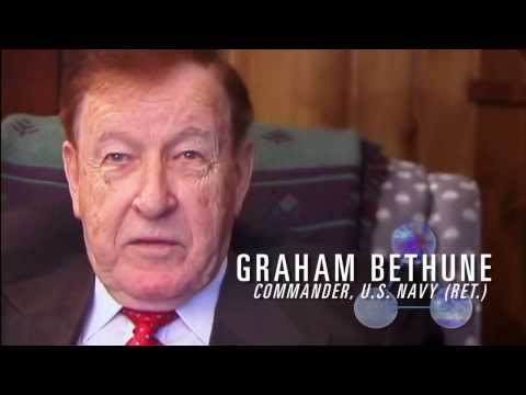Navy Cmdr. Graham Bethune - Encounter Over The Atlantic