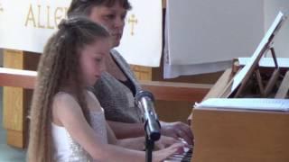 Katusha Klets First Piano Recital Viva La Rumba