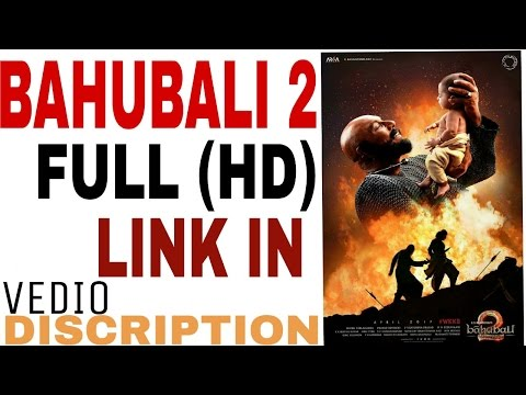 BAHUBALI 2 (HD)WATCH ONLINE FULL MOVEI IN...