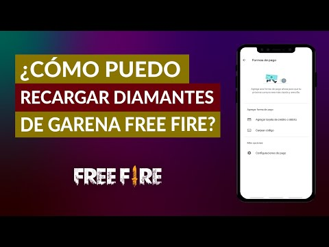 Dónde y Cómo Puedo Recargar Diamantes de Garena Free Fire Gratis