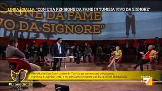 Linea Gialla - Dignità  Puntata Del 04/02/2014