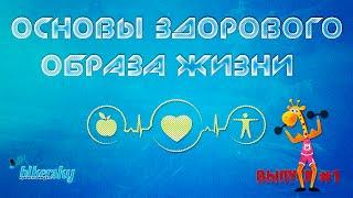 видео Принципы ЗОЖ | Блог Дмитрия Фролова