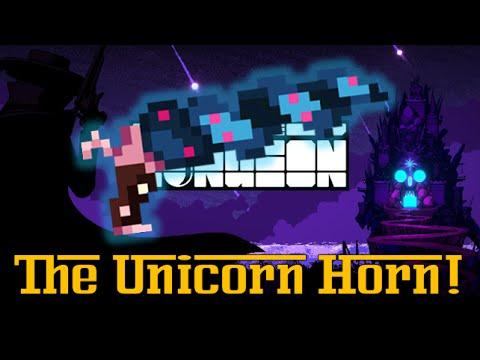 Enter The Gungeon - Unicorn Horn