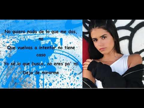 Dropout - 'No Scrubs' feat. Wendy Sarmiento (LYRICS)