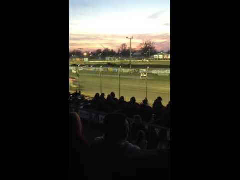 Sprintcar Races at Fremont Speedway