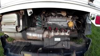 Мой новый автомобиль, Subaru Sambar 2006 года