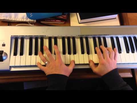 Come And Worship (Bebo Norman) Piano Tutorial