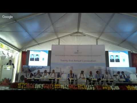 SDMIMD Mysore - 21st Annual Convocation
