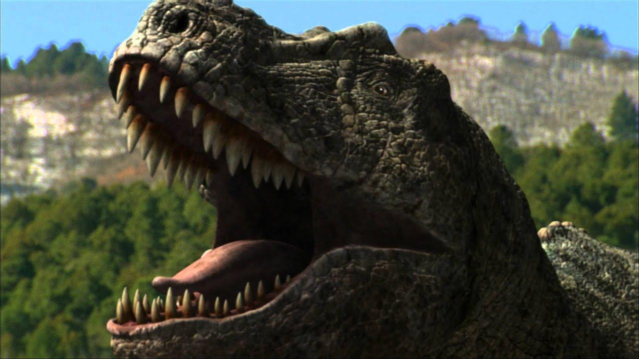 肉食 恐竜 動画